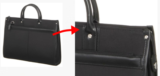 女性用鞄の素材